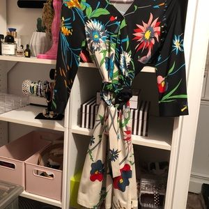 JB by Julie Brown Wildflower Milo Wrap Dress